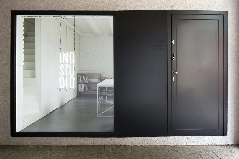 Inostudio Designed A Minimalist Office In Gliwice