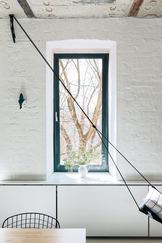 apartment on leningradsky14 Raw Structural Details   Focal Interior Part
