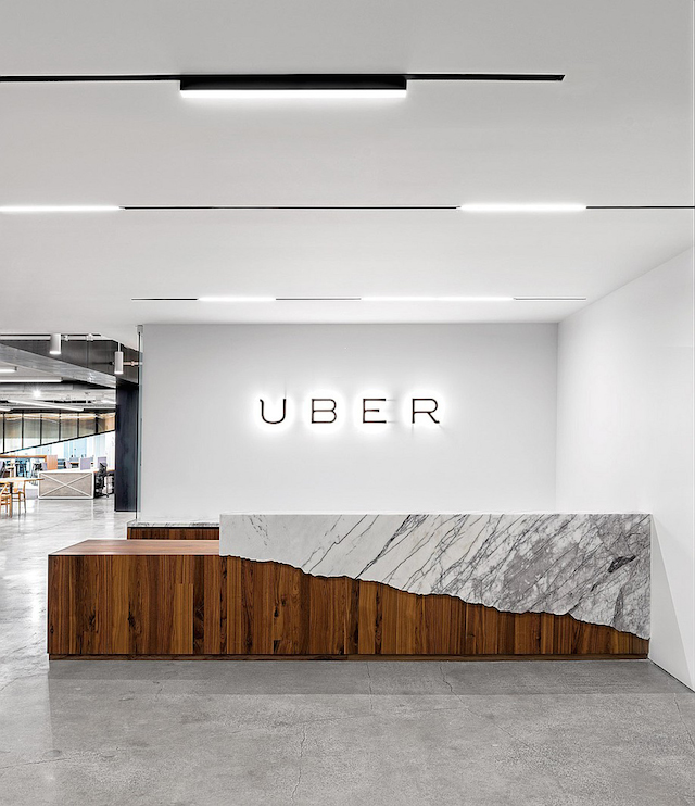 uber office design. Uber Office Design By Studio O+A