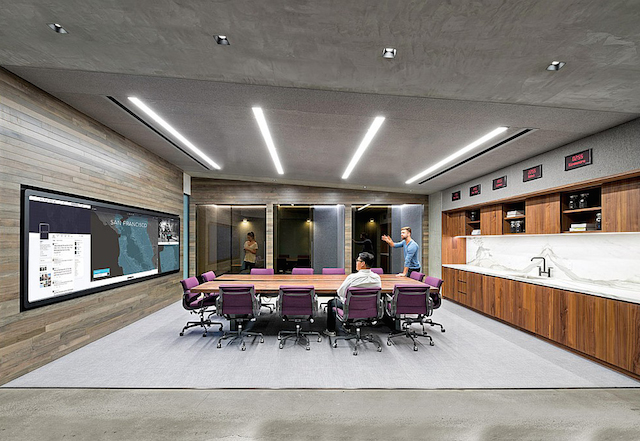 Uber office design by studio o a your no 1 source of for Office design news