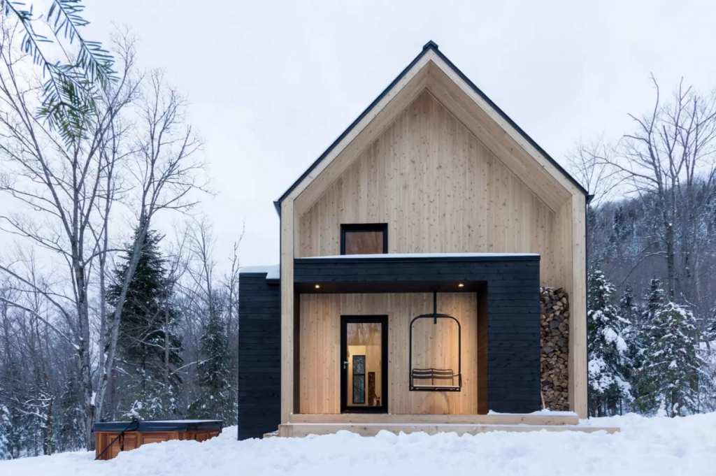 Villa Boreale in Canada