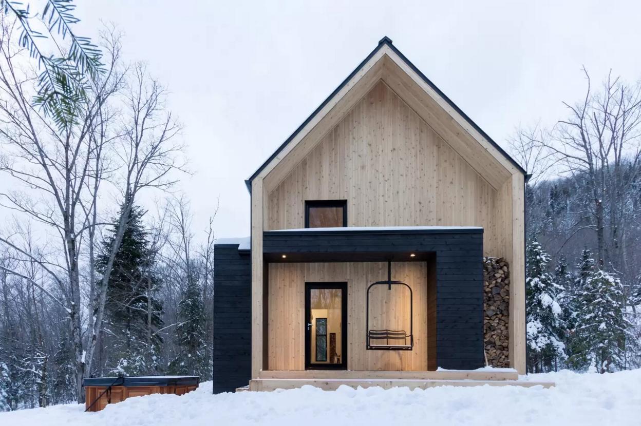 vila boreale retreat at 14.25.28 Villa Boreale in Canada