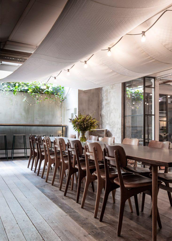 danish design studio creates an indoor garden for a restaurant 10 732x1024 Danish Design Studio Creates an Indoor Garden For a Restaurant