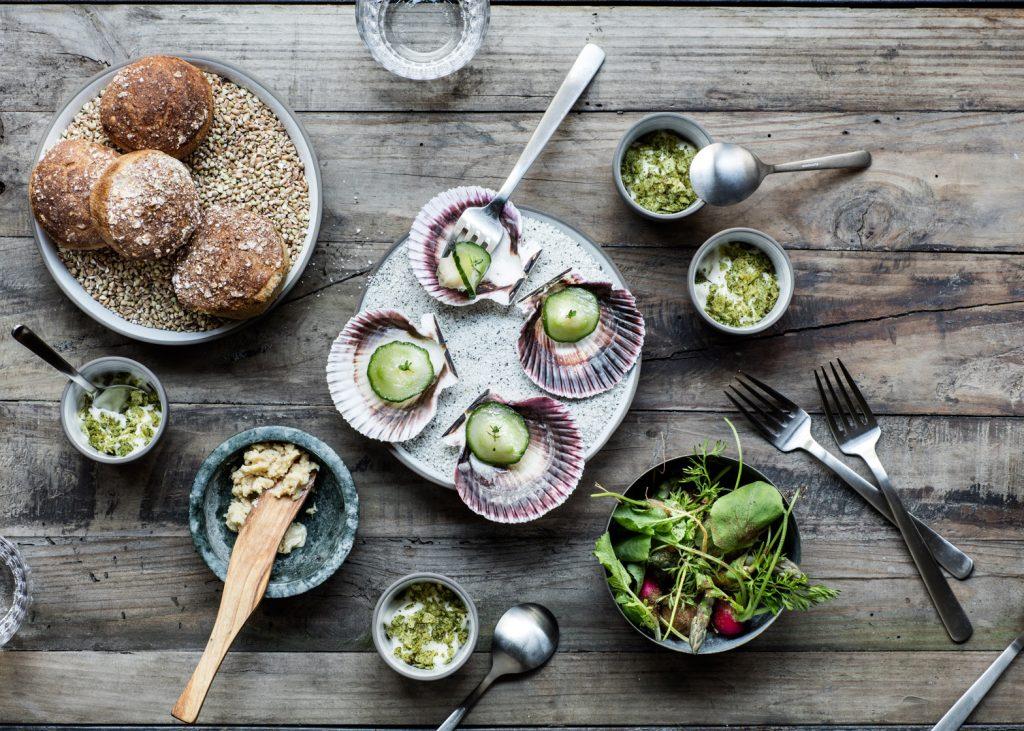 danish design studio creates an indoor garden for a restaurant 5 1024x731 Danish Design Studio Creates an Indoor Garden For a Restaurant
