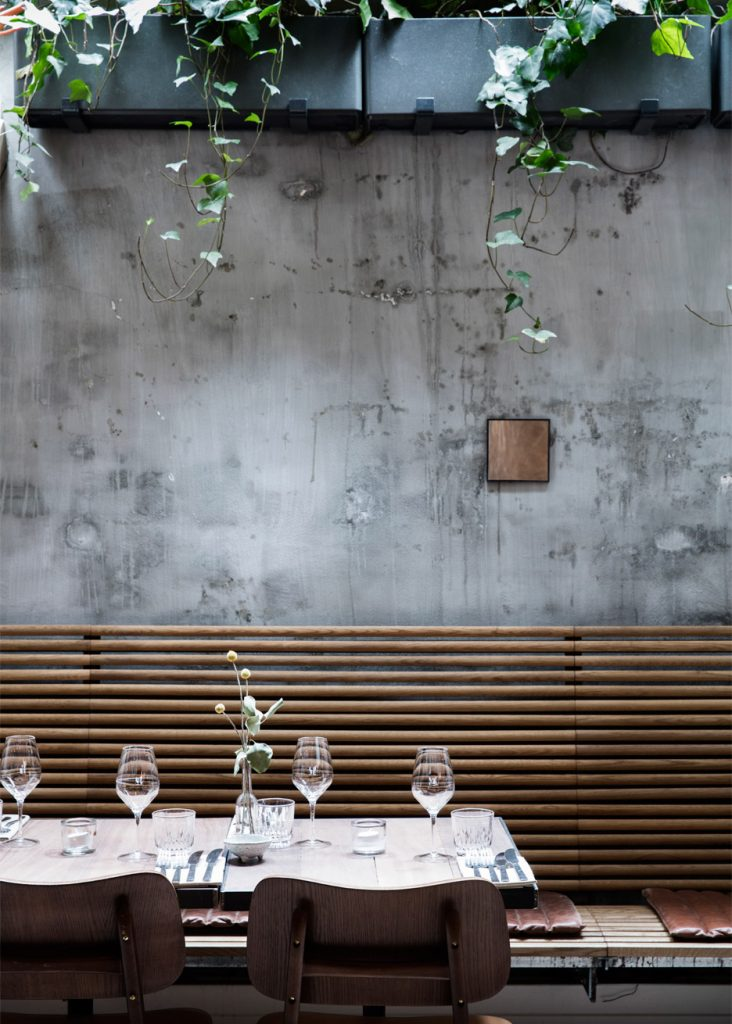 danish design studio creates an indoor garden for a restaurant 9 732x1024 Danish Design Studio Creates an Indoor Garden For a Restaurant