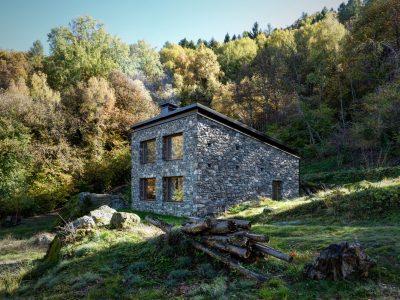 Casa VI – a Dream Home Designed by EV+A lab atelier