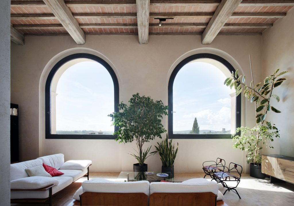 15th century italian villa renovation by cmt architects 13 1024x716 15th Century Italian Villa Renovation by CMT Architects