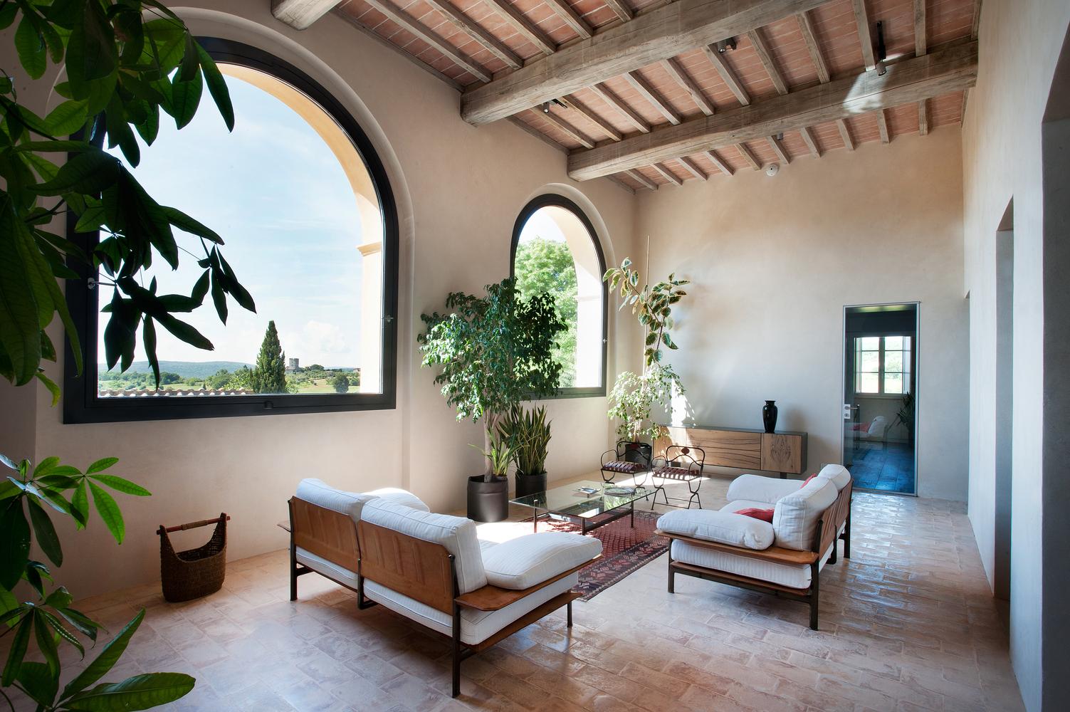 italian home interior design 2. 15th Century Italian Villa Renovation by CMT Architects 2  Your