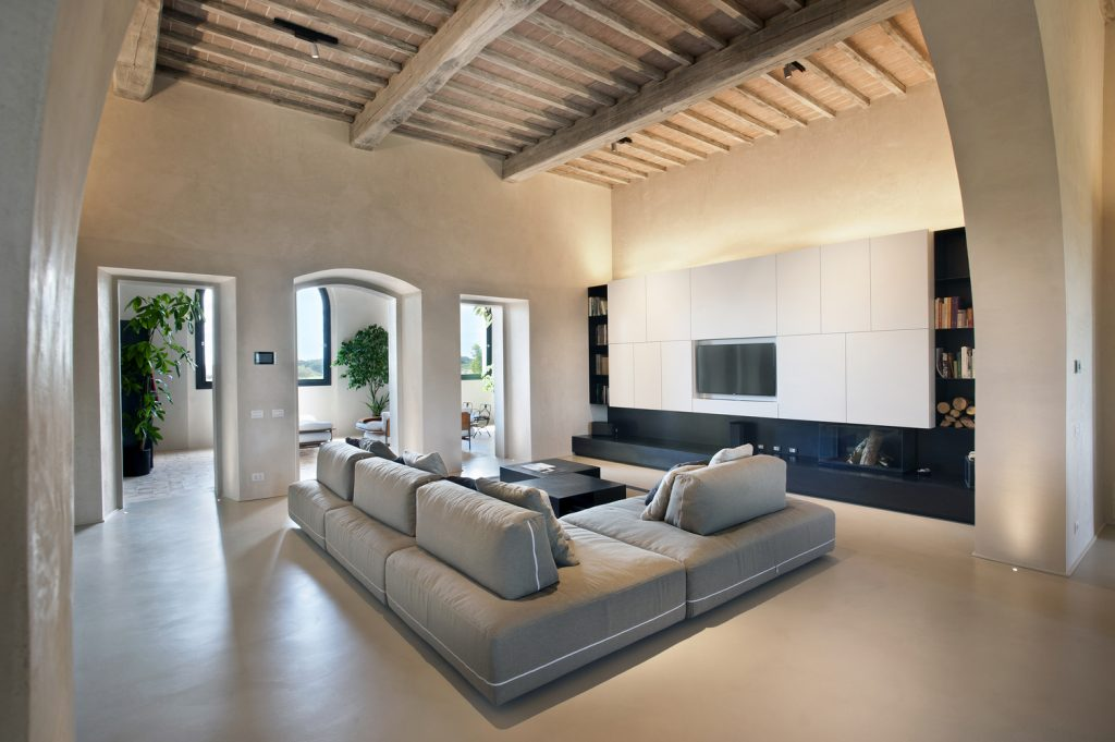 15th century italian villa renovation by cmt architects 3 1024x681 15th Century Italian Villa Renovation by CMT Architects