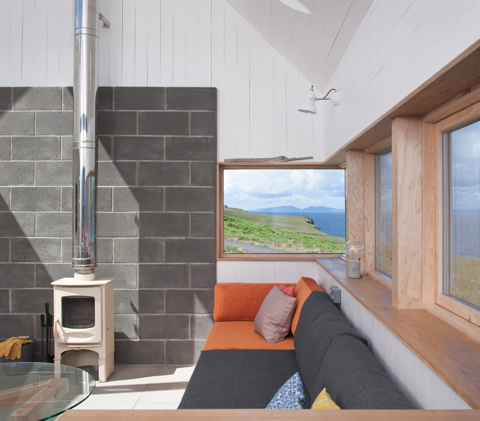the tinhouse is a holiday home on the scottish island 12 The Tinhouse is a Holiday Home on the Scottish Island