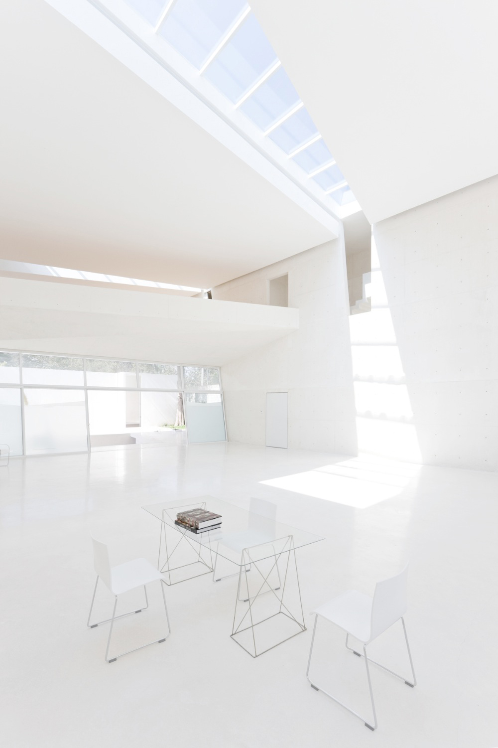 Artists studio by at103 tatiana bilbao your no 1 for Minimal house artists