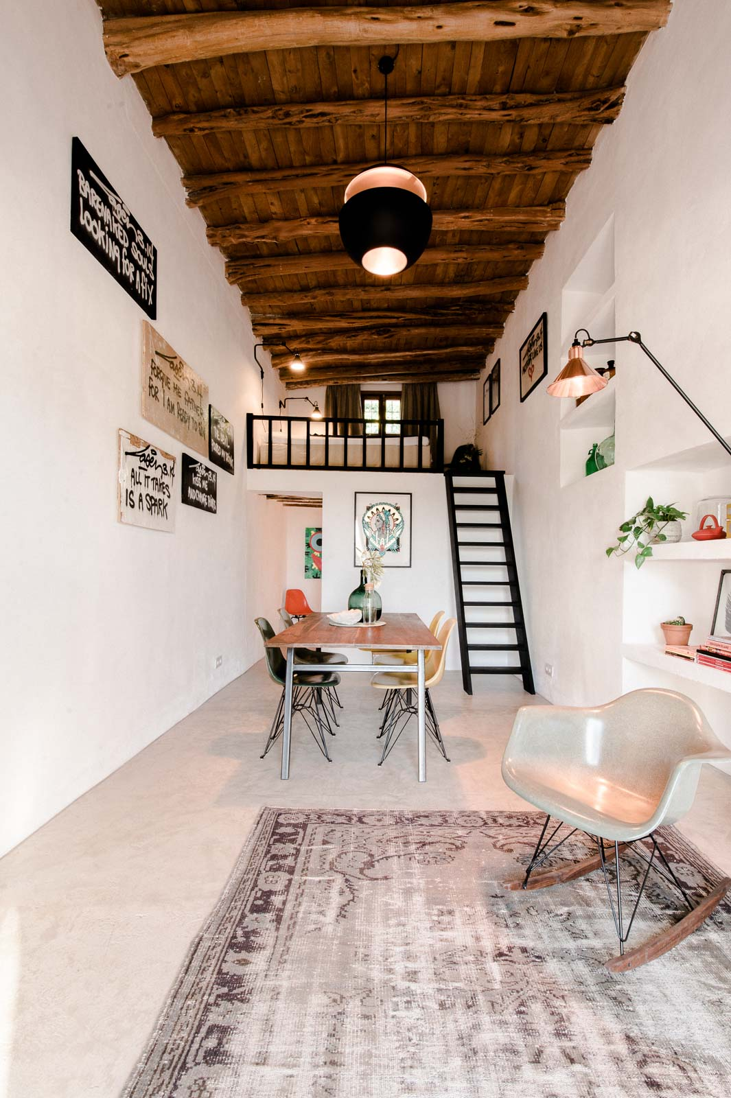 Ibizacampo Ibizainteriors Lr 1 A Little House In Campo ...
