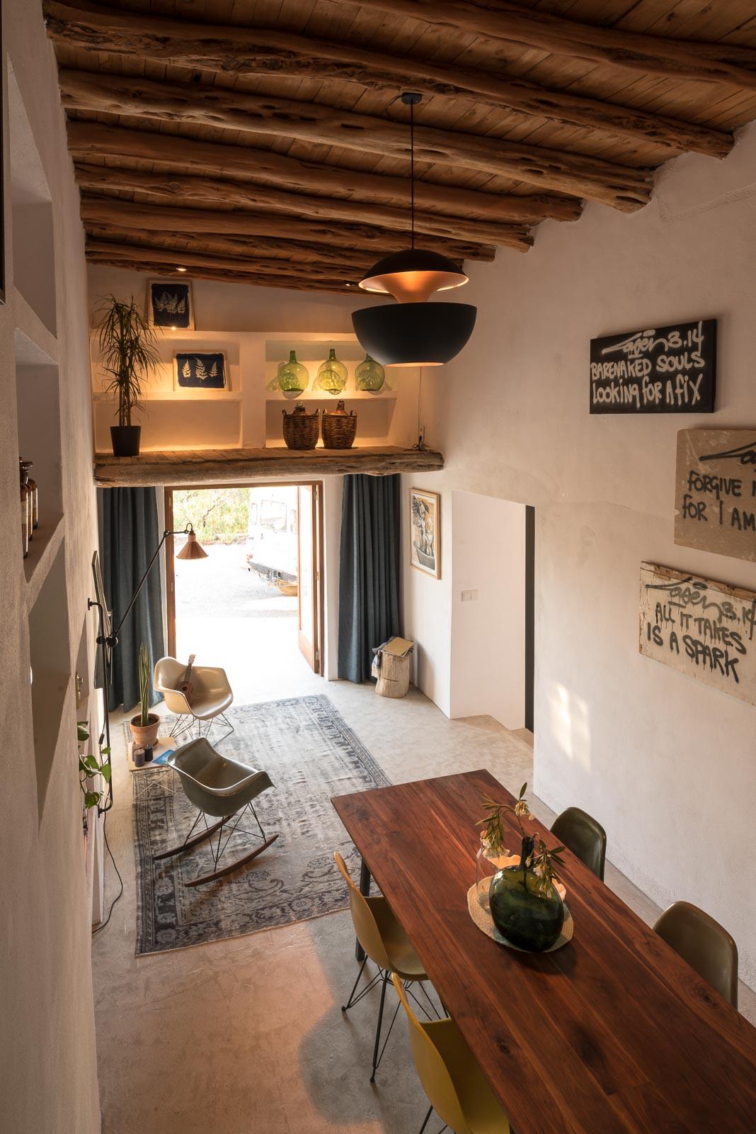ibizacampo ibizainteriors lr 10 A little house in Campo