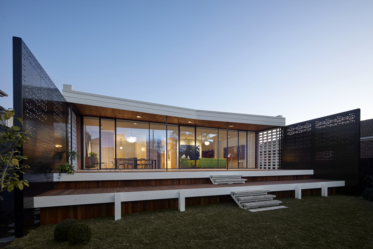 writers house in australia by branch studio architects 3 Writers House In Australia By Branch Studio Architects