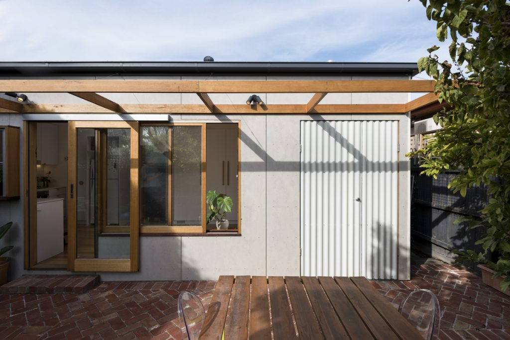 13255 storage shed  1024x684 An addition to a Victorian House in Melbourne