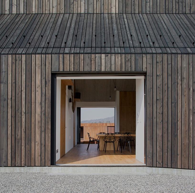 %name Amazingly Beautiful House In Slovenia by Dekleva Gregorič Architects