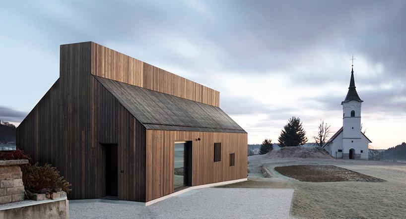 Amazingly Beautiful House In Slovenia by Dekleva Gregorič Architects