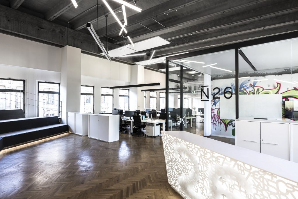 n26 office hq in berlin by tkez architecture 2 1024x684 N26 Office HQ in Berlin by TKEZ architecture
