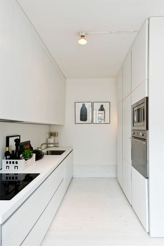 minimalist kitchen Dream kitchens   a collection of 35 most beautiful kitchens