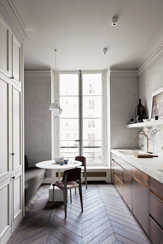 refined kitchen interior Dream kitchens   a collection of 35 most beautiful kitchens