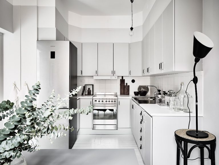 white modern kitchen Dream kitchens   a collection of 35 most beautiful kitchens