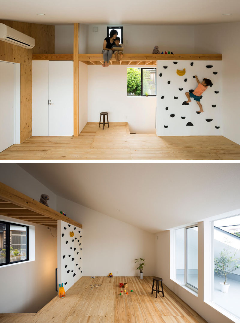 22 Awesome Rock Climbing Wall Ideas For Your Home - Your No.1 source ...