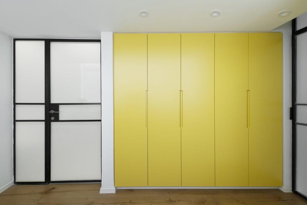 17042 service area 1024x684 59m² Apartment in Central Tel Aviv by XS Studio