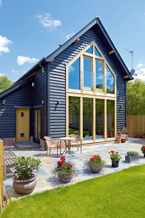barn style self build home in cambridgeshire Taking on the Challenge of Building Your Own Home