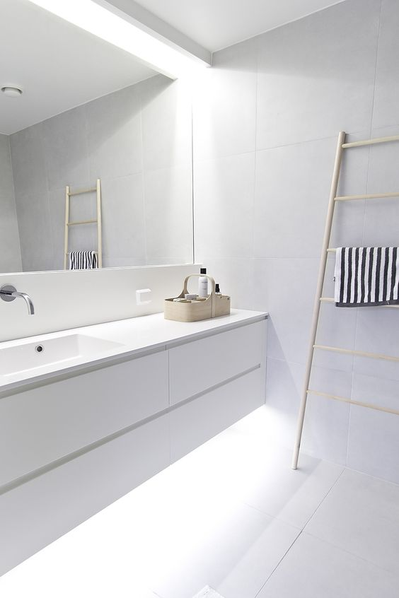 led bathroom lighting How to Transform Your Bathroom into a Sanctuary