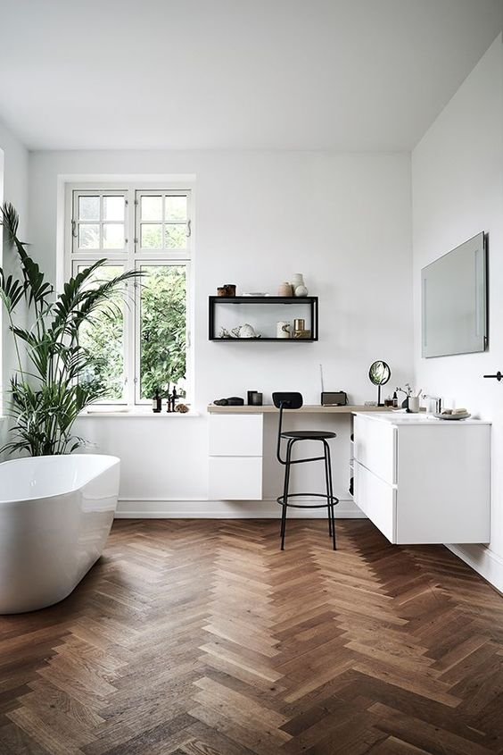 luxury bathroom decoration ideas How to Give Your Home a Modern Feel
