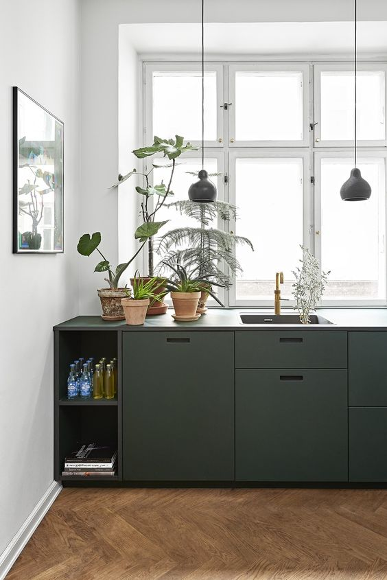 modern kitchen How to Give Your Home a Modern Feel