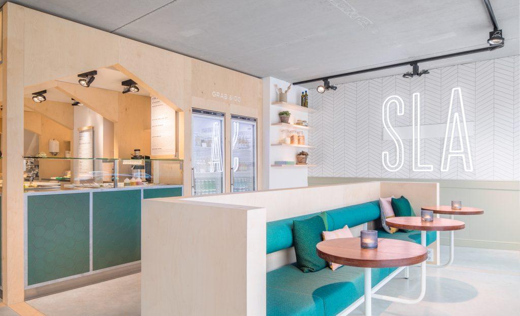 woutervandersar 18.022800 08 1024x622 SLA Amstelveenseweg – a Salad Bar by Standard Studio