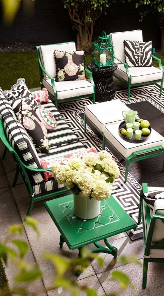 garden furniture Simple Ways To Prepare Your Home For Summer