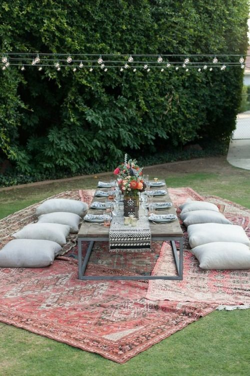 garden party Simple Ways To Prepare Your Home For Summer