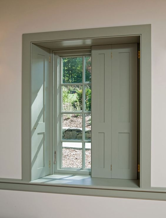 traditional window shutters Windows Shutters: Why Are They So Popular With Designers In The UK?