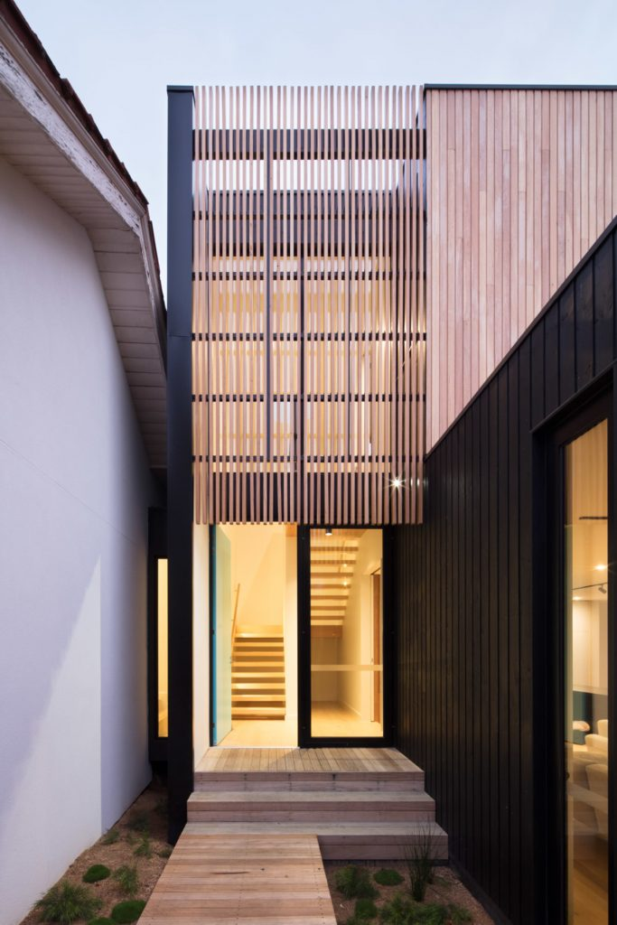 extension and the old building 683x1024 Home Additions: How these Architects Made it Look Easy