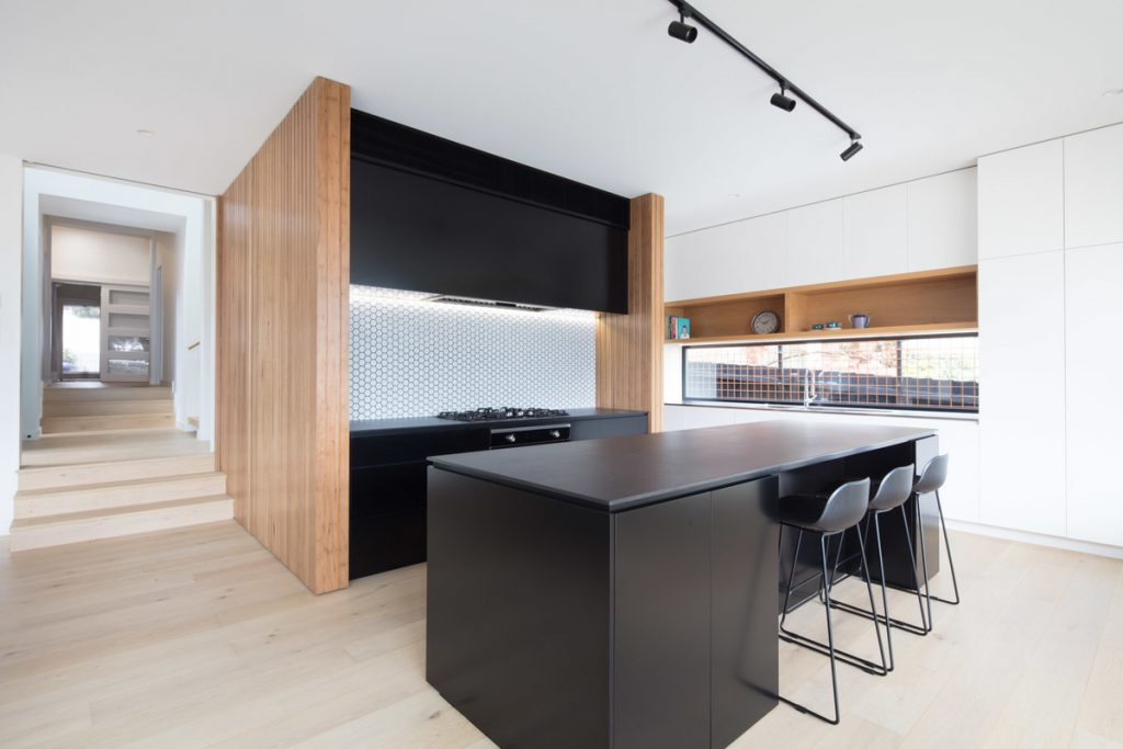 kitchen island 1024x683 Home Additions: How these Architects Made it Look Easy