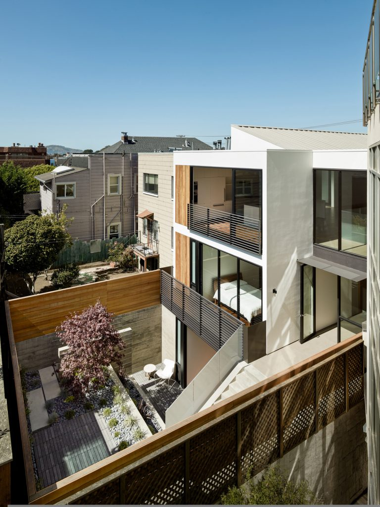 29940 rearyard 768x1024 Laguna Street Residence by Michael Hennessey Architecture