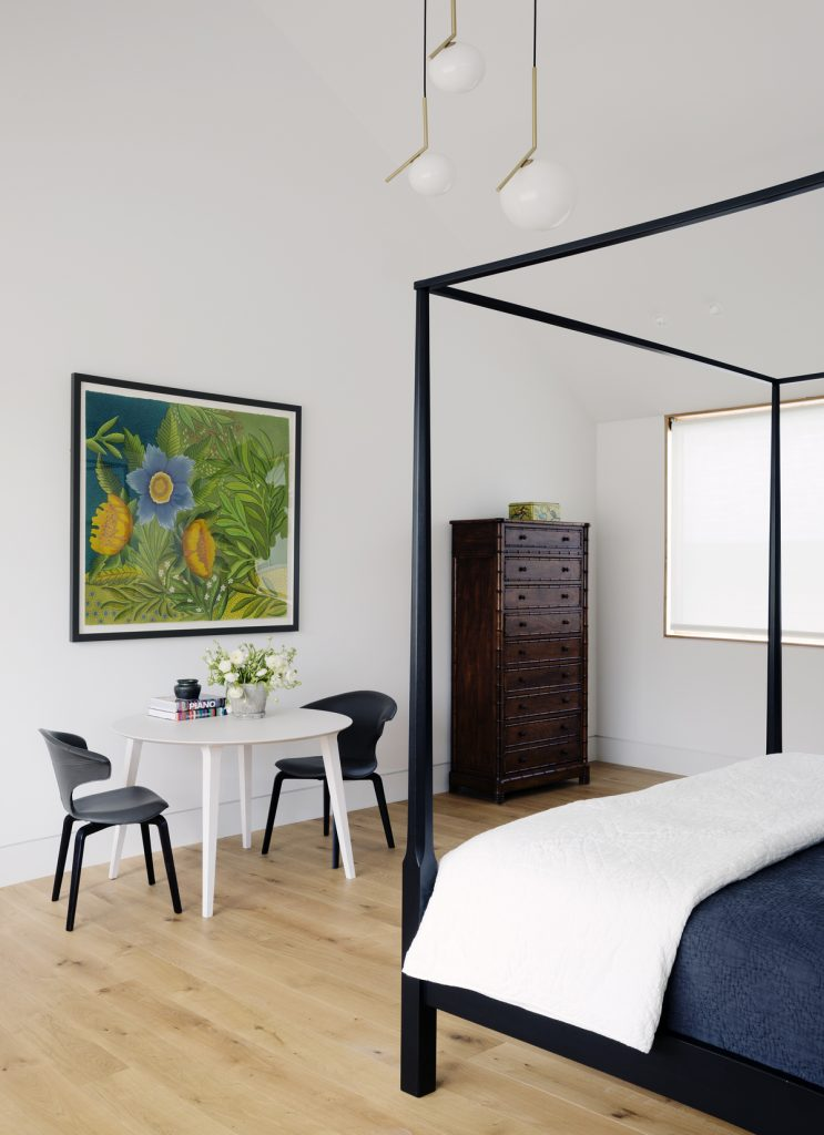master bedroom 2 743x1024 Family Headquarters by Viviano Viviano architecture