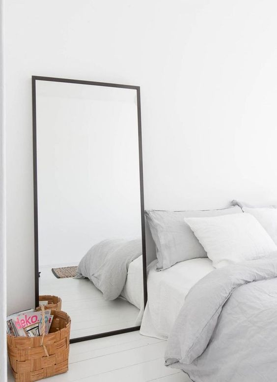 mirror Bedroom Improvements On A Budget