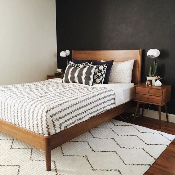 rug Bedroom Improvements On A Budget