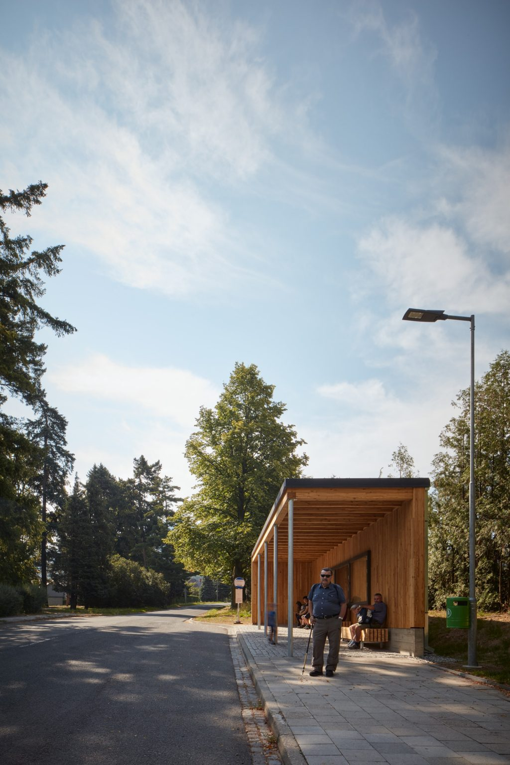 Bus Stop Design By Valarch Studio