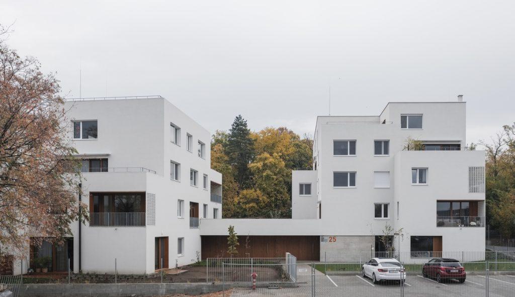 residential housing 13 1024x591 Residential housing in Kőbánya by építész Stúdió