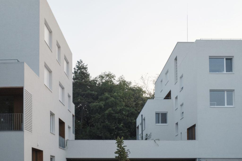 residential housing 14 1024x683 Residential housing in Kőbánya by építész Stúdió