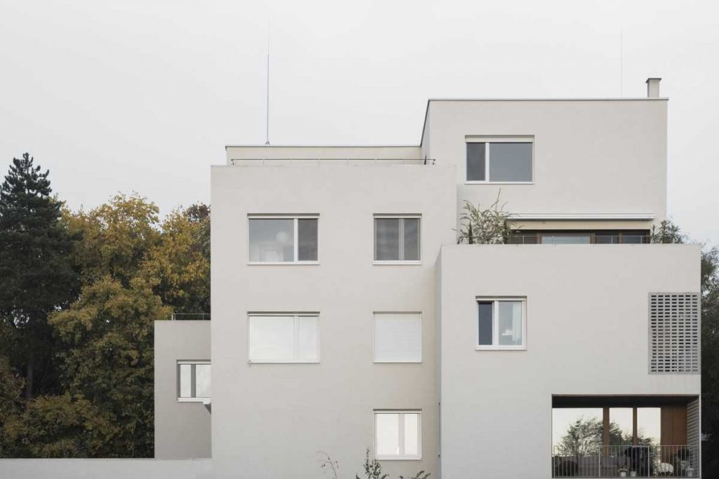 %name Residential housing in Kőbánya by építész Stúdió