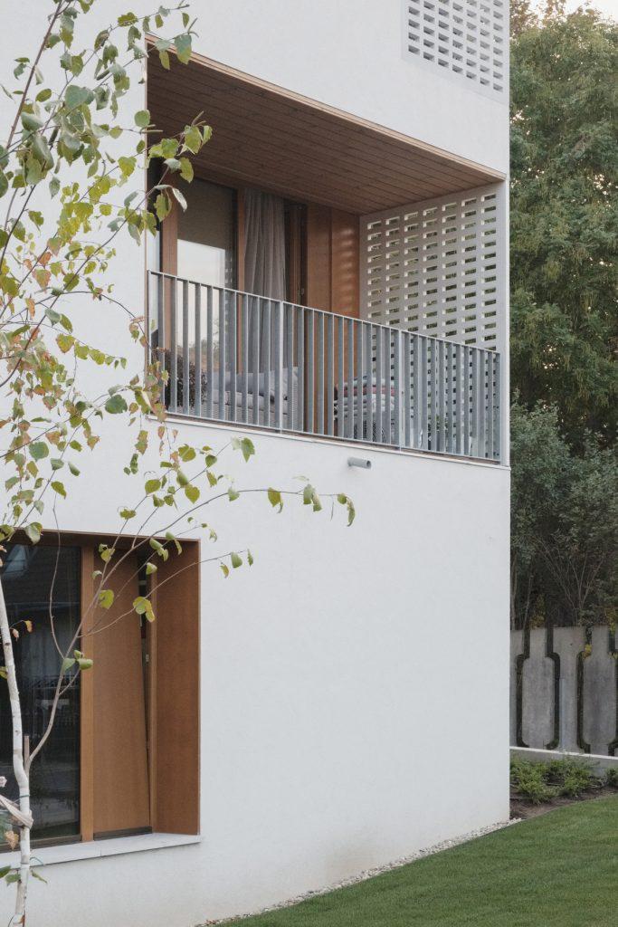 residential housing 8 683x1024 Residential housing in Kőbánya by építész Stúdió