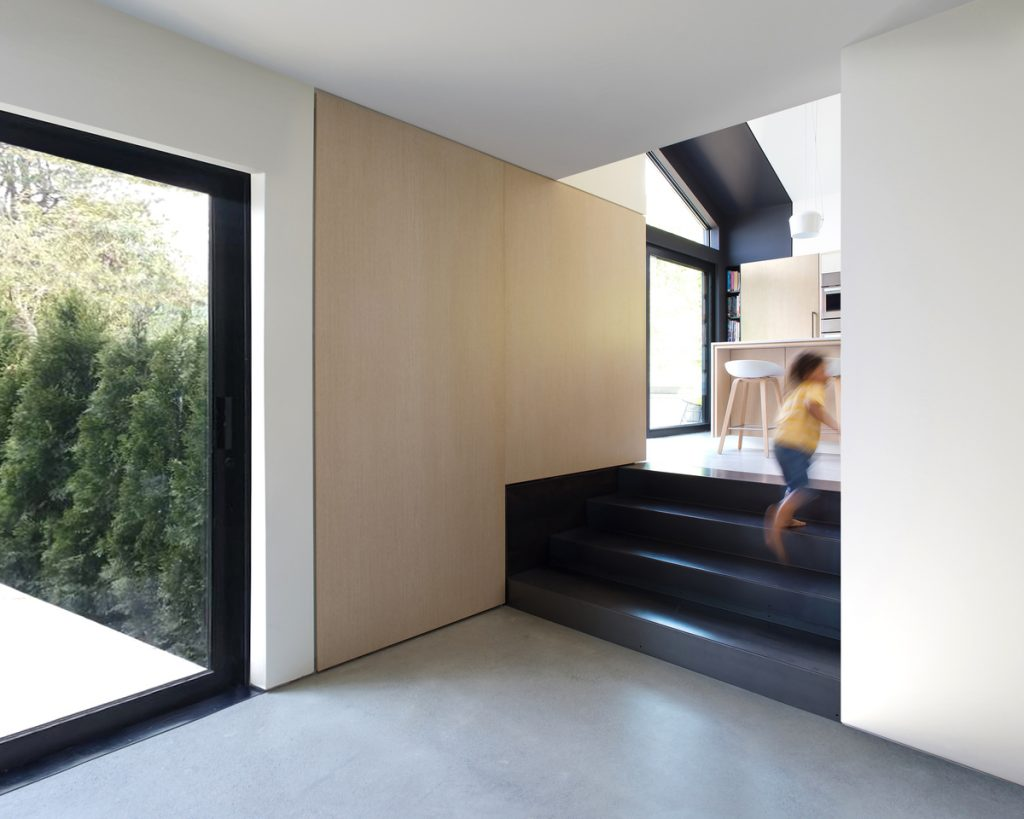split level renovation 2 1024x819 Split level house renovation by DArcy Jones Architects