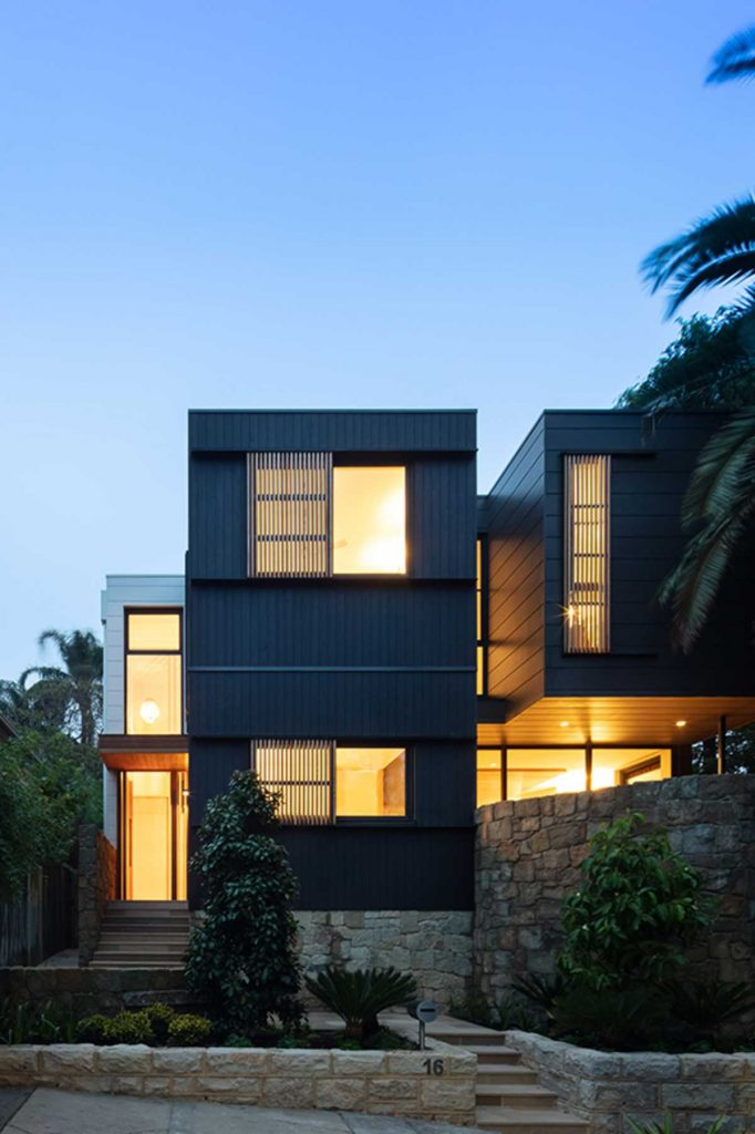 %name Light filled Family Home In Tamarama By Modscape