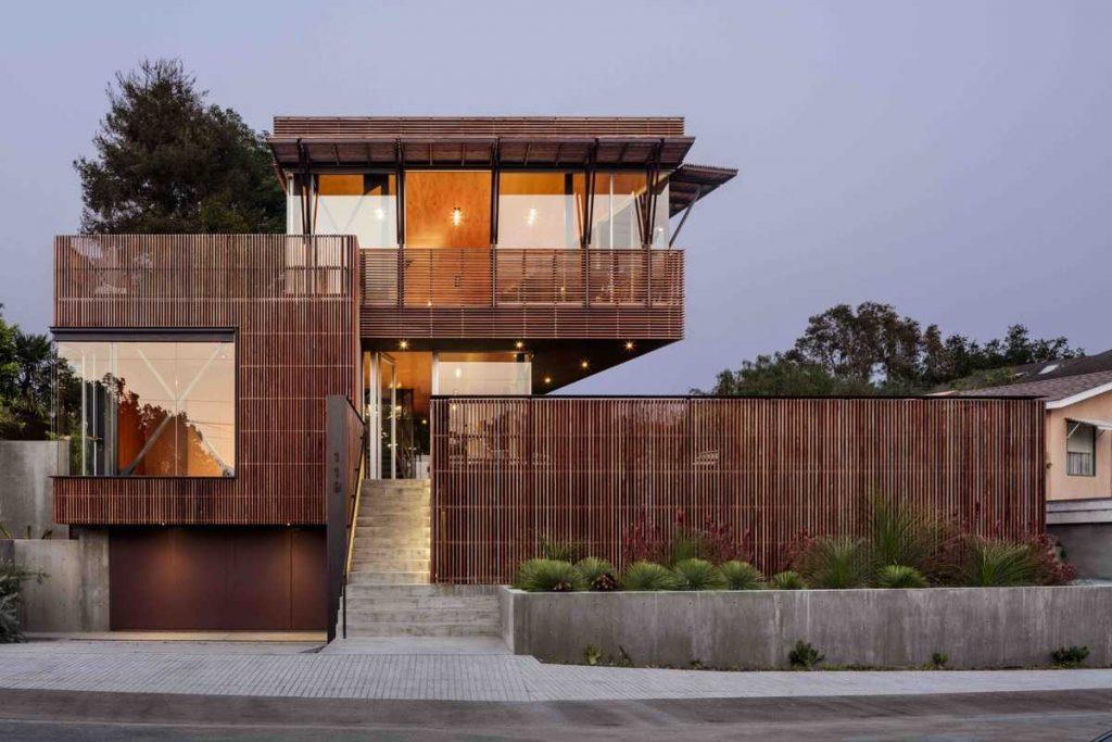 Skyline Residence In Santa Barbara By ShubinDonaldson