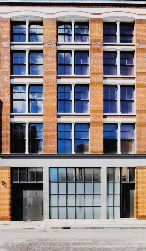 %name High end apartments in Hackney By Emil Eve Architects